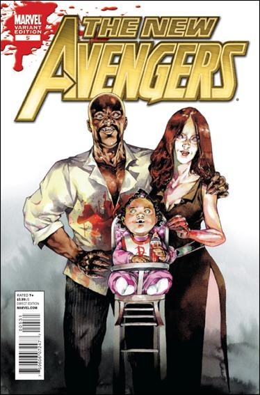 New Avengers (2010) 5-B by Marvel