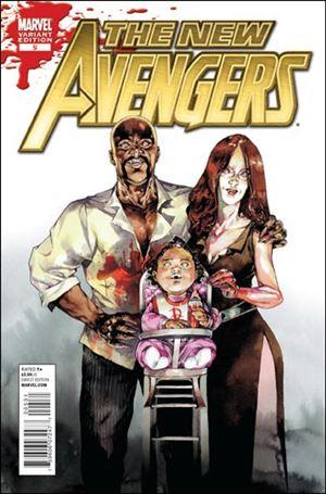 New Avengers (2010) 5-B