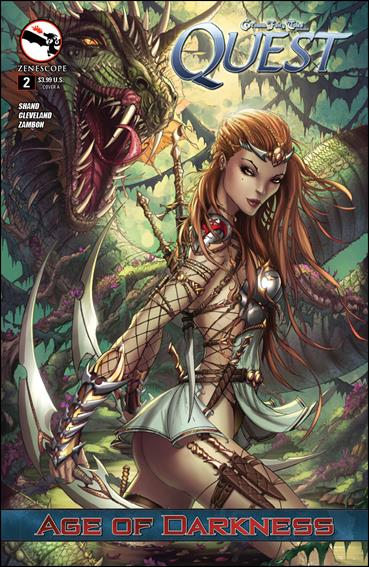 Grimm Fairy Tales Presents Quest 2-A by Zenescope Entertainment