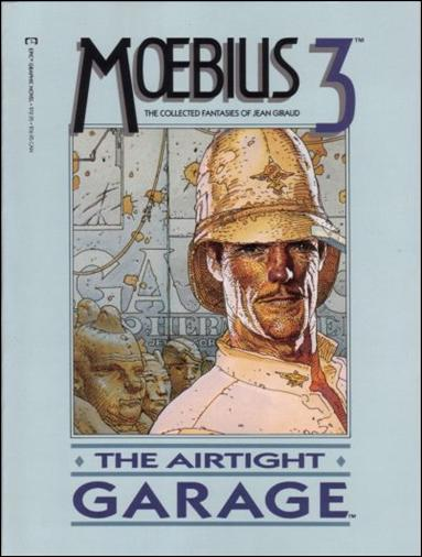 Epic Graphic Novel: Moebius 3-A by Epic