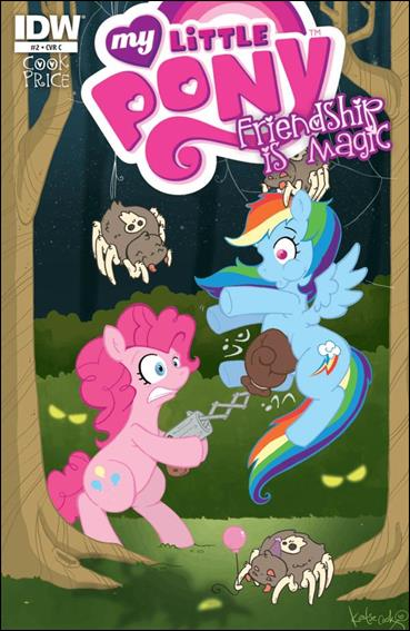 My Little Pony: Friendship is Magic 2-C by IDW