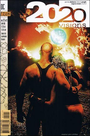 2020 Visions 12-A by Vertigo
