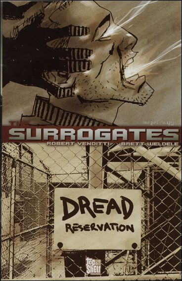 Surrogates 2-A by Top Shelf