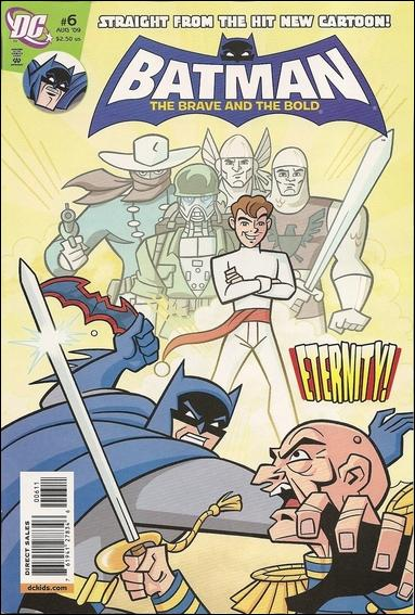 Batman: The Brave and the Bold 6-A by DC