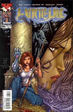 Witchblade 65-A by Top Cow
