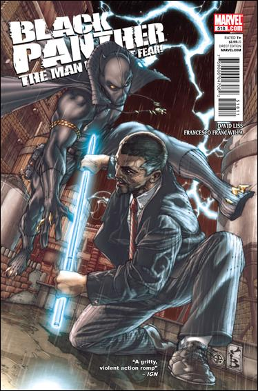 Black Panther: The Man Without Fear 518-A by Marvel