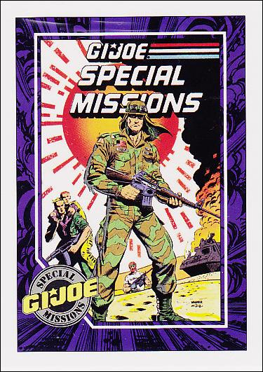 G.I. Joe (Base Set) 95-A by Impel