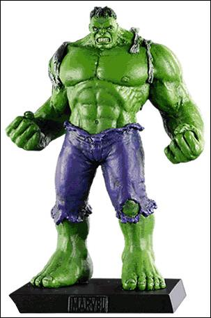 Classic Marvel Figurine Collection Specials (UK) Hulk by Eaglemoss Publications