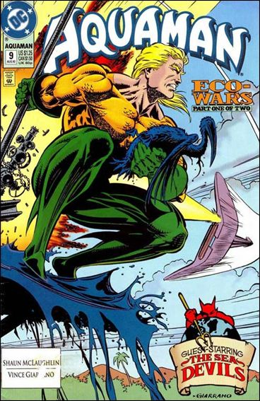 Aquaman (1991) 9-A by DC