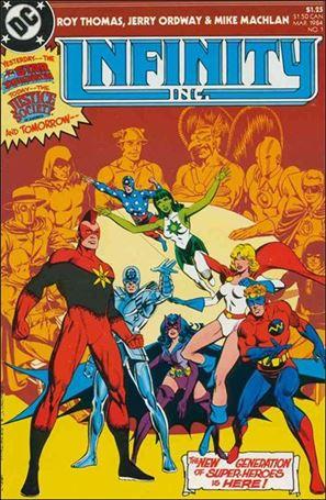 Infinity Inc. (1984) 1-A