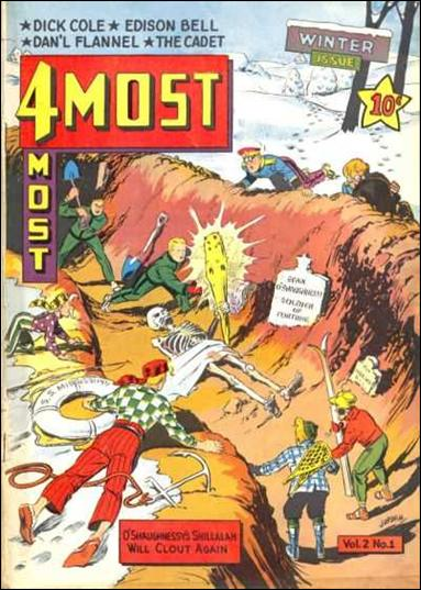 4Most (1942) 1-A by Premium