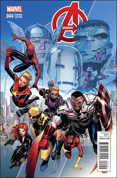 Avengers (2013) 44-B by Marvel