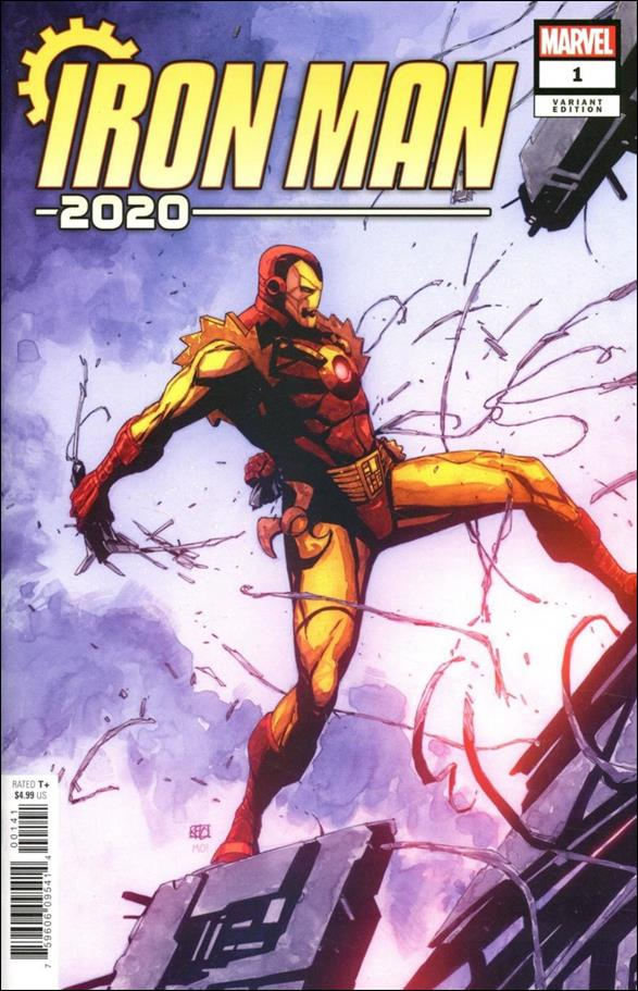 Iron Man 2020 (2020) 1-H by Marvel