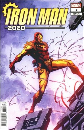 Iron Man 2020 (2020) 1-H