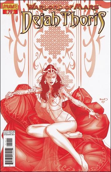 Warlord of Mars: Dejah Thoris 19-C by Dynamite Entertainment