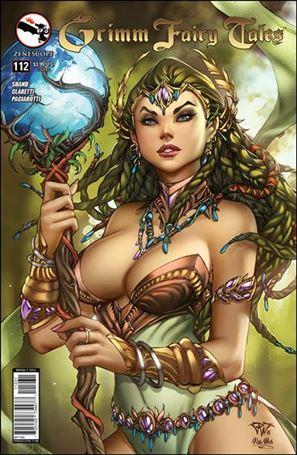 Grimm Fairy Tales 112-C