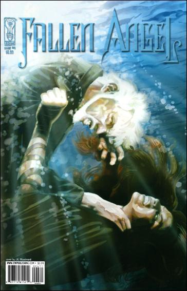 Fallen Angel (2005) 4-A by IDW
