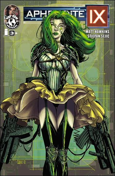 Aphrodite IX (2013) 3-B by Top Cow