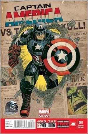 Captain America (2013) 1-G