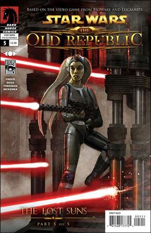 Star Wars: The Old Republic - The Lost Suns 5-A