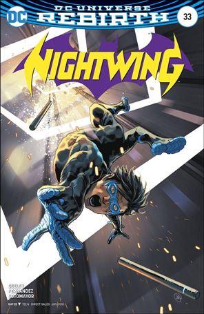 Nightwing (2016) 33-B