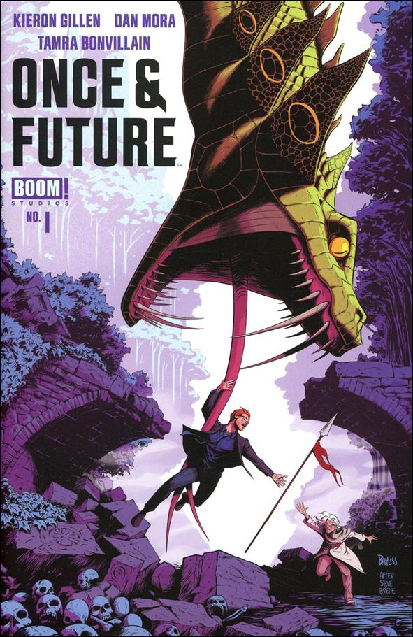 Once & Future 1-H by Boom! Studios