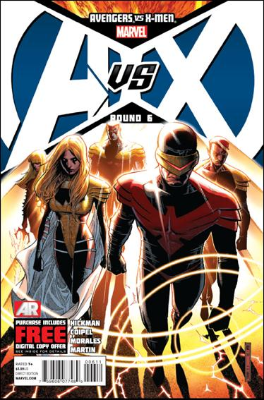 Avengers vs X-Men 6-A by Marvel