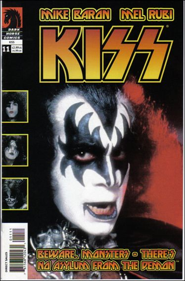 Kiss (2002) 11-B by Dark Horse