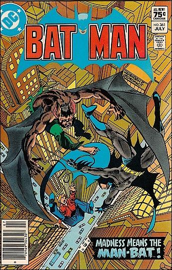 Batman (1940) 361-B by DC