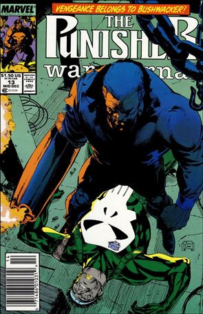 Punisher War Journal (1988) 13-A