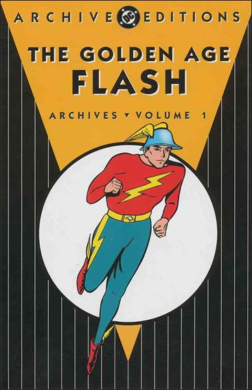 Golden Age: Flash Archives 1-A by DC