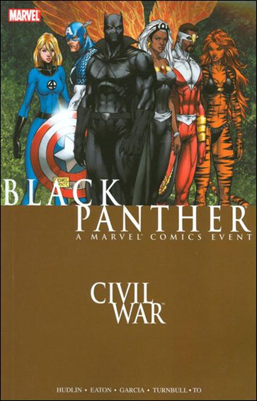 Black Panther (2006) 4-A by Marvel
