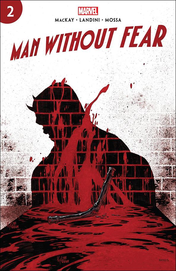 Man Without Fear 2-A by Marvel
