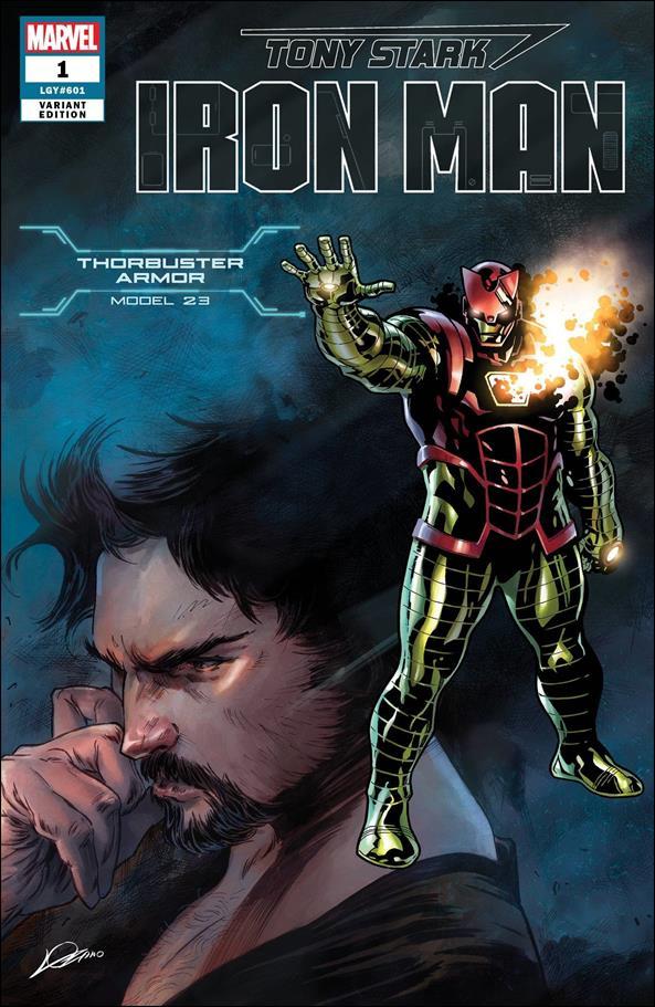 Tony Stark: Iron Man 1-BR by Marvel