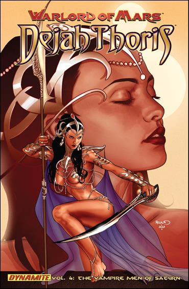 Warlord of Mars: Dejah Thoris 4-A by Dynamite Entertainment