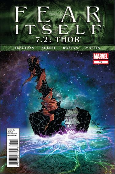 Fear Itself 7.2-A by Marvel