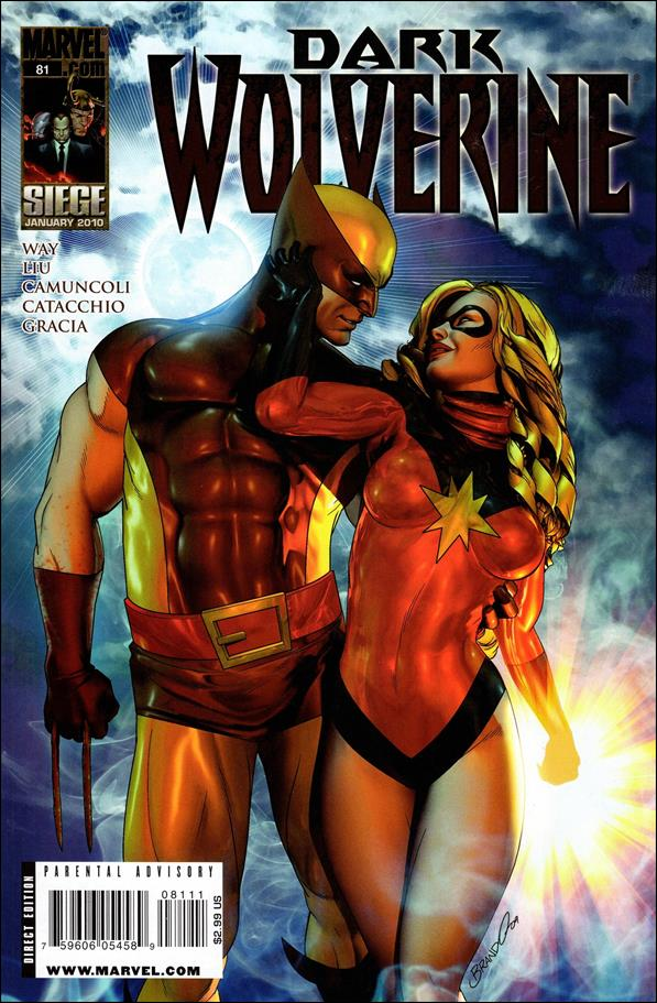 Dark Wolverine 81-A by Marvel
