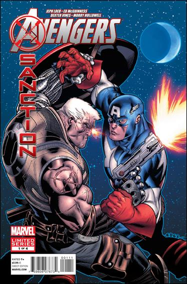 Avengers: X-Sanction 1-A by Marvel