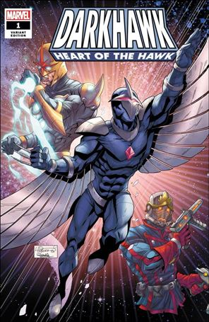 Darkhawk: Heart of the Hawk 1-B