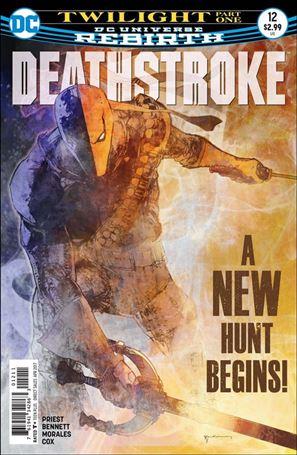 Deathstroke (2016) 12-A