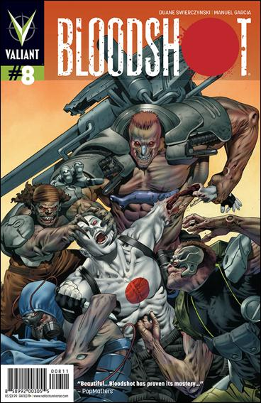 Bloodshot (2012) 8-A by Valiant Entertainment