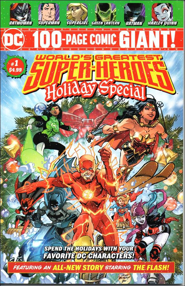 World's Greatest Super-Heroes Holiday Special 1-A by DC