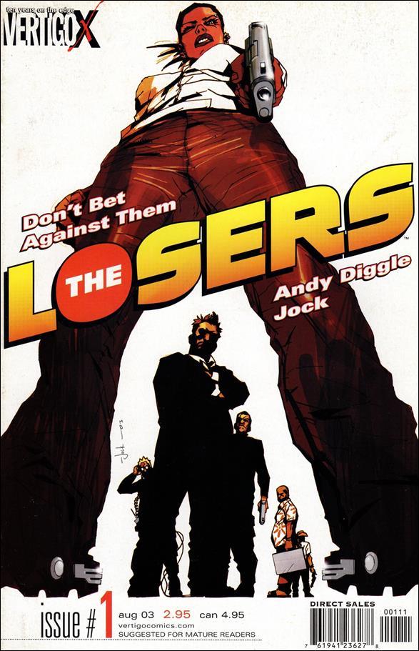 Losers 1-A by Vertigo