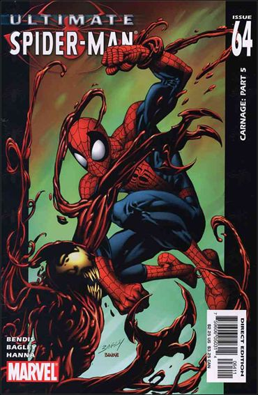Ultimate Spider-Man (2000) 64-A by Marvel