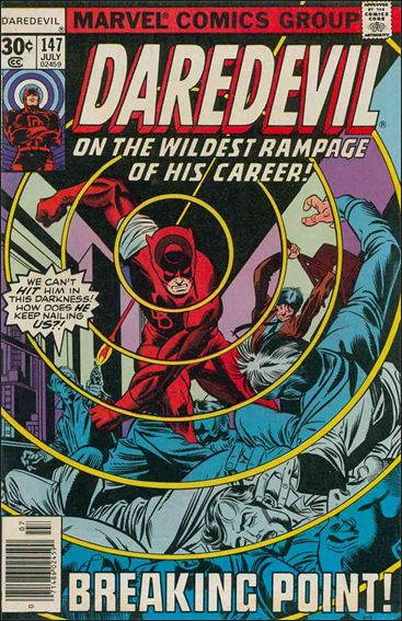 Daredevil (1964) 147-A by Marvel