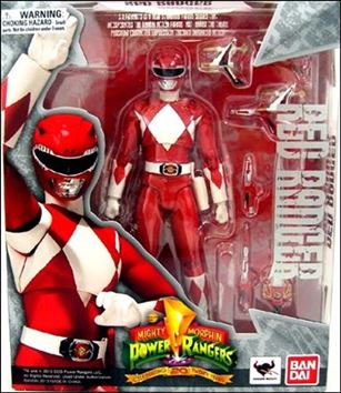 Mighty Morphin Power Rangers (S.H.Figuarts) Red Ranger