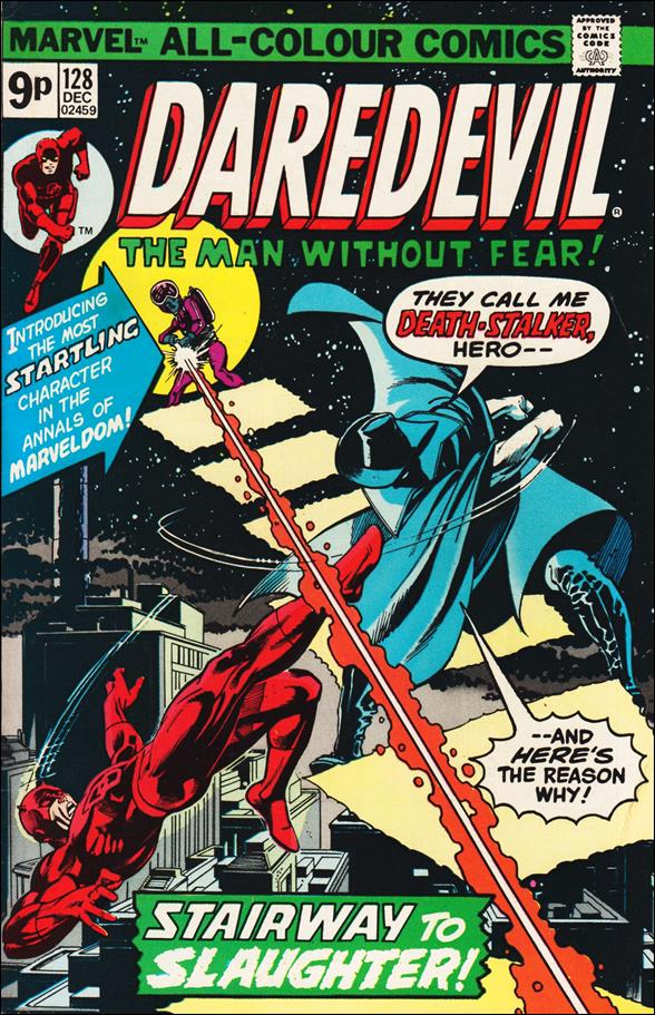 Daredevil (1964) 128-B by Marvel