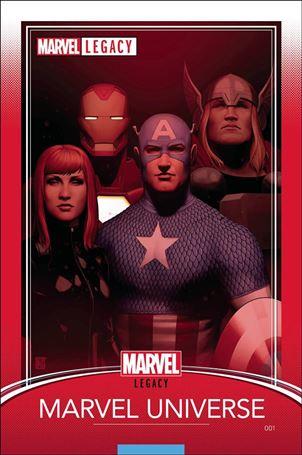Marvel Legacy 1-E