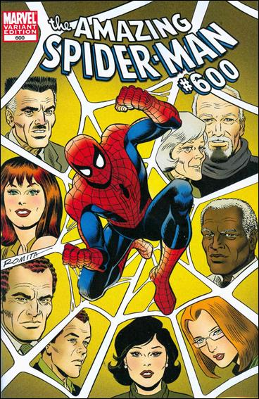 Amazing Spider-Man (1963) 600-D by Marvel