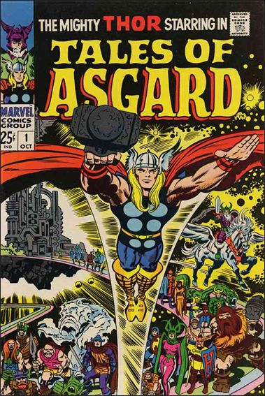 Tales of Asgard (1968) 1-A by Marvel